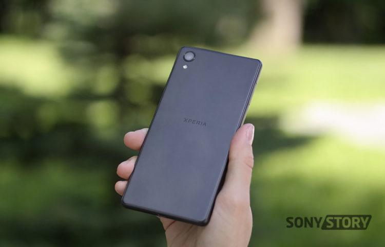 Sony-Xperia-X-Dual первый взгляд