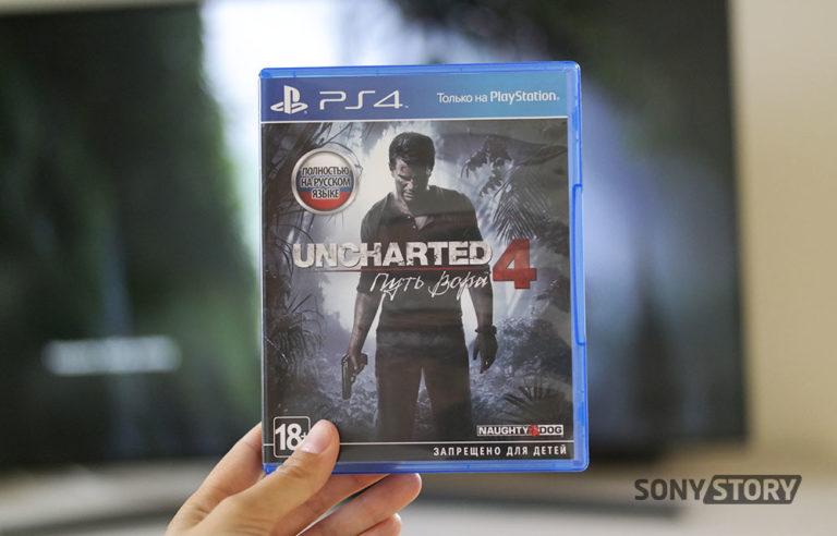 Обзор Uncharted 4