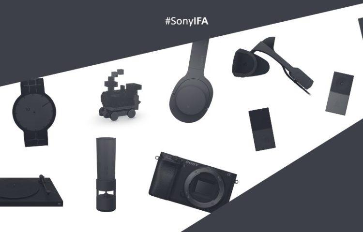 текстовая трансляция Sony IFA 2016