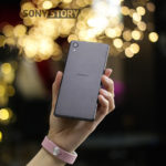 Обзор Sony Xperia внешний вид