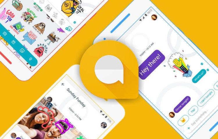 Google Allo скачать популярность мессенджер