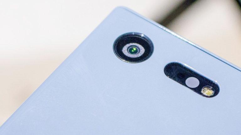 скорость камеры Xperia X Compact