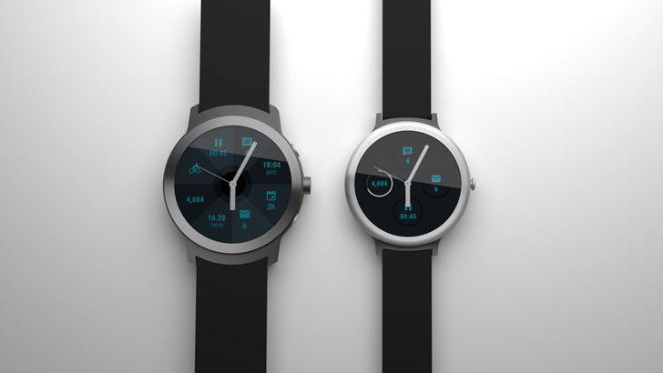 Android Wear 2.0 новые умные часы Google