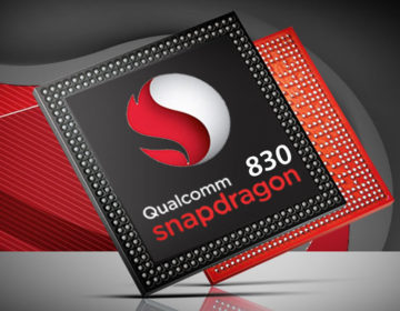 Процессор Qualcomm Snapdragon 830