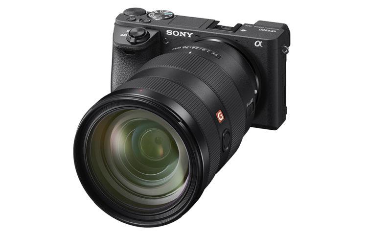 новая камера Sony A6500