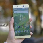 Обновление Android 7.0 Nougat для Xperia XA Ultra