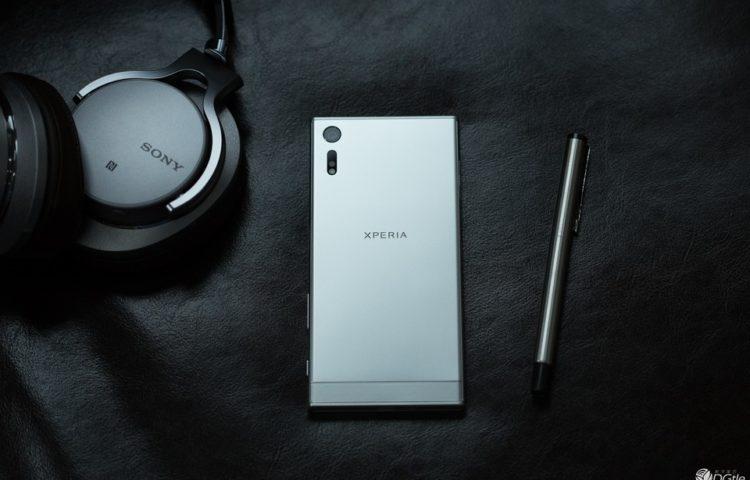 живые фото Xperia XZ Platinum