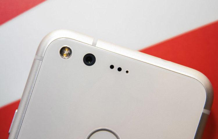 камера Google Pixel качество