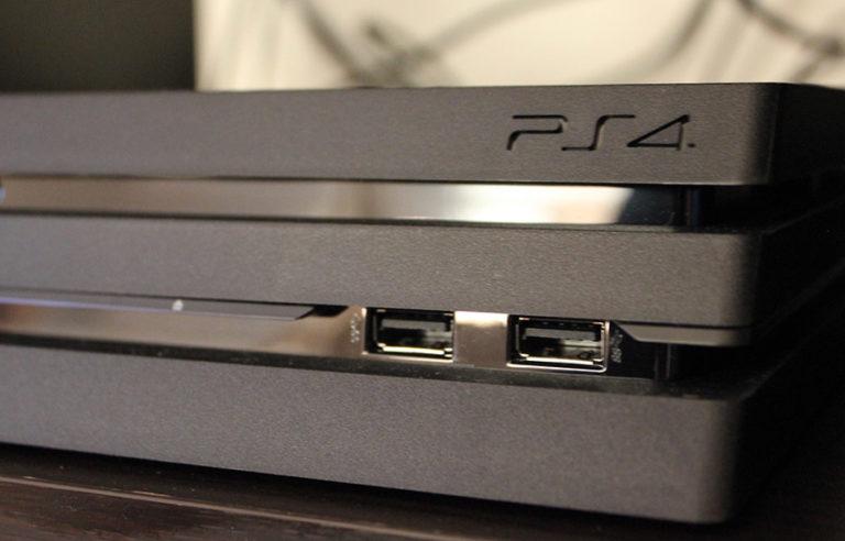 сравнение графики PS4 Pro