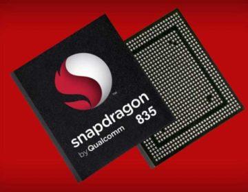 Snapdragon 835 характеристики
