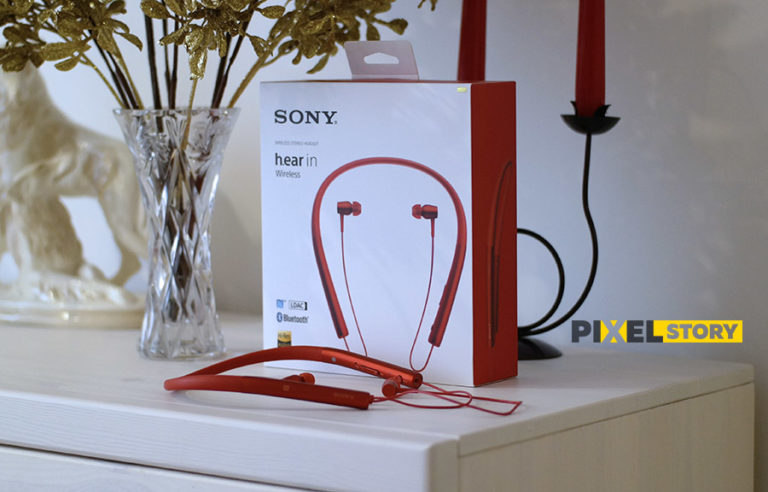 Обзор Sony h.ear in Wireless MDR-EX750BT