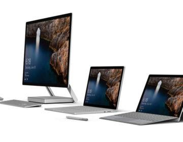 Успехи Surface и неудачи Macbook
