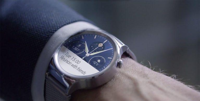 Huawei Watch больше не продаются