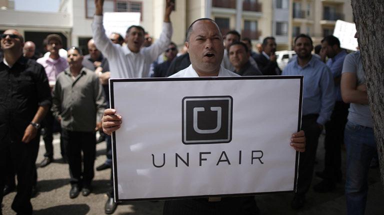 """Uber продолжает терять деньги, а народ продолжает верить в """"инновации"""""""