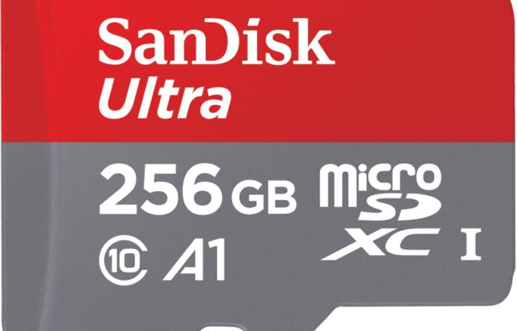SandDisk MicroSD A1