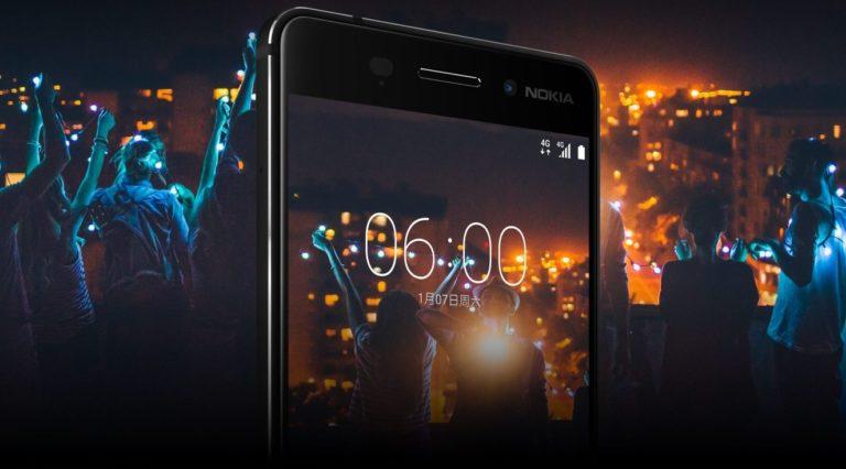 Nokia 6 продажи