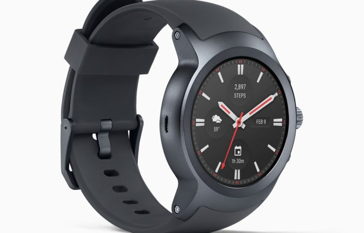 Анонс LG Watch Sport характеристики