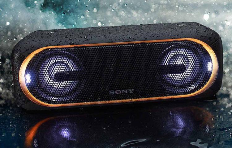 цена Sony SRS-XB40