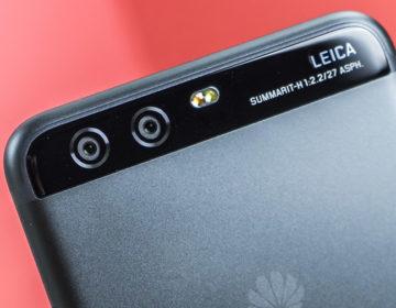 тест DxOMark Huawei P10