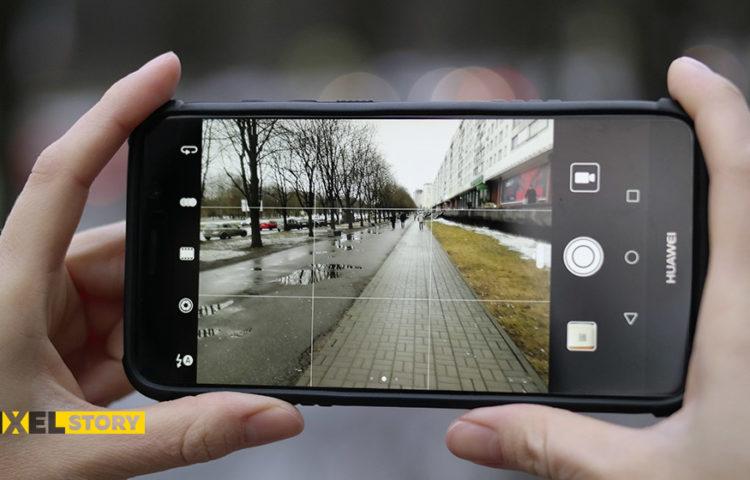 Обзор приложения камеры Huawei на EMUI 5.0