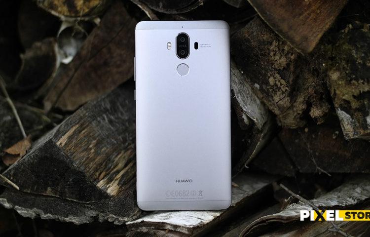 Обзор Huawei Mate 9 Dual - металлический корпус и отличная эргономика
