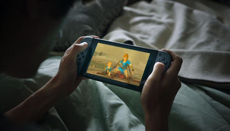 Nintendo Switch - продажи и успех японской консоли