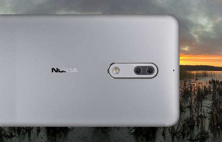 утечка флагмана Nokia с двойной камеры