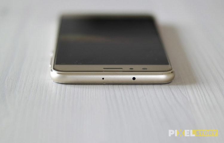 Обзор Huawei Honor 8 - инфракрасный датчик