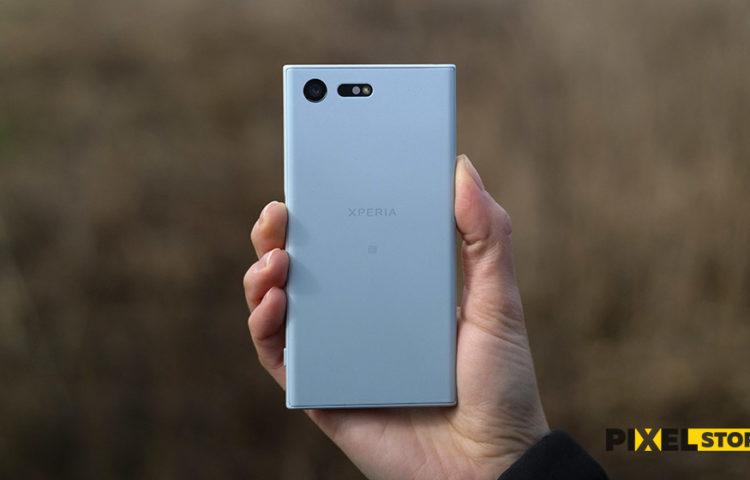 Обзор Sony Xperia X Compact F5321