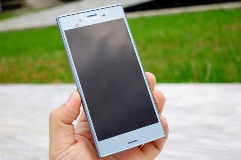 Sony Xperia XZs AOSP