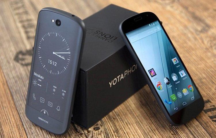 YotaPhone 3 дата выхода