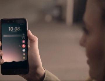 утечка нового флагмана HTC U с Sense 9