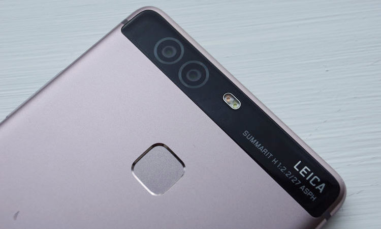 Продажи Huawei P9