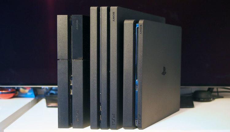 Какую PlayStation 4 купить - PS4 vs PS4 Pro vs PS4 Slim
