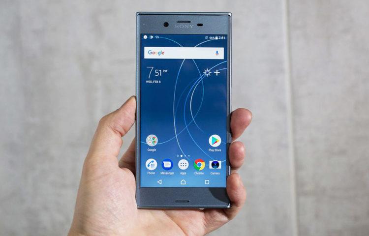 Российская цена Sony Xperia XZs
