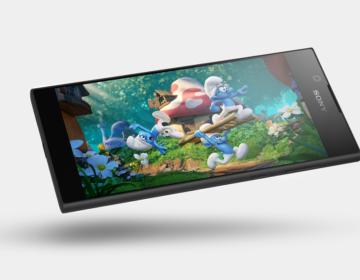 обновление Sony Xperia L1