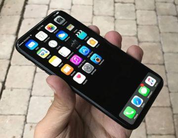 OLED панели для iPhone 8