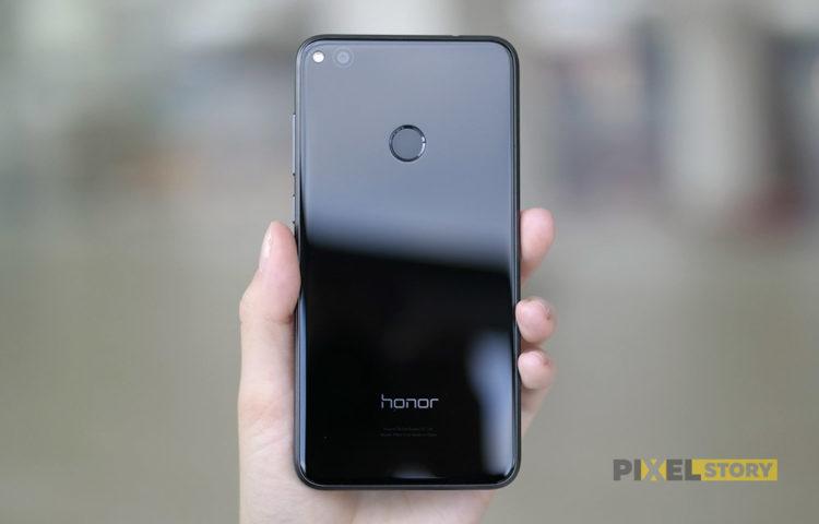 Обзор Honor 8 Lite - внешний вид