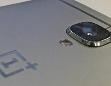 Дизайн OnePlus 5