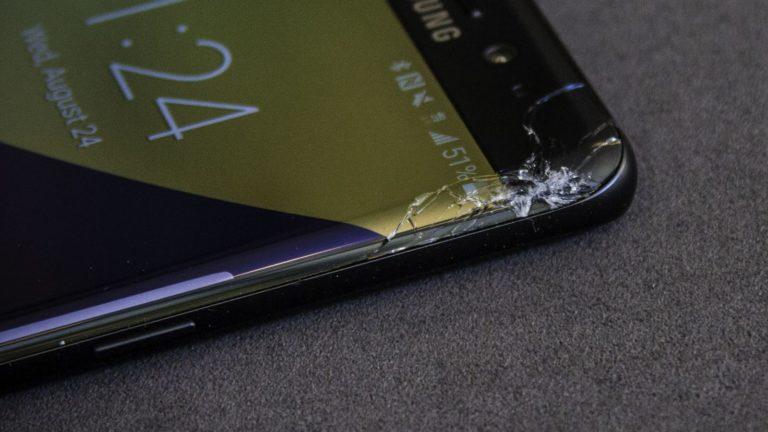 Цена замены экрана Galaxy-S8 и Galaxy S8+