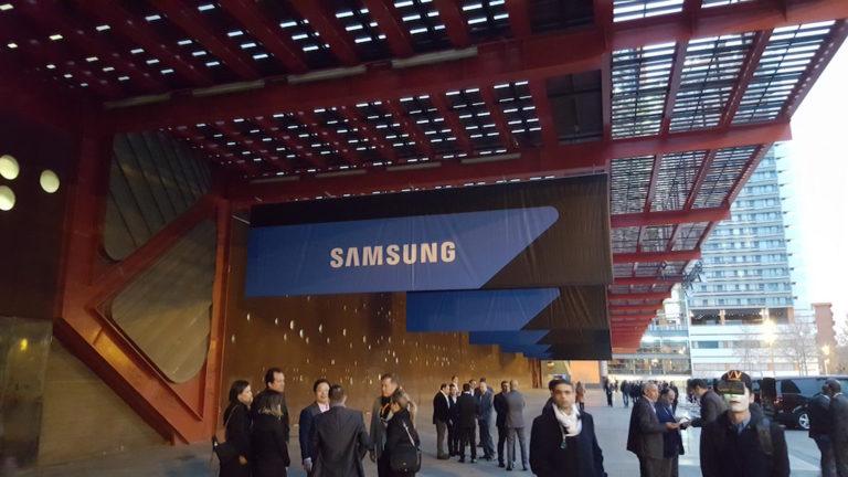 рекламный бюджет Samsung