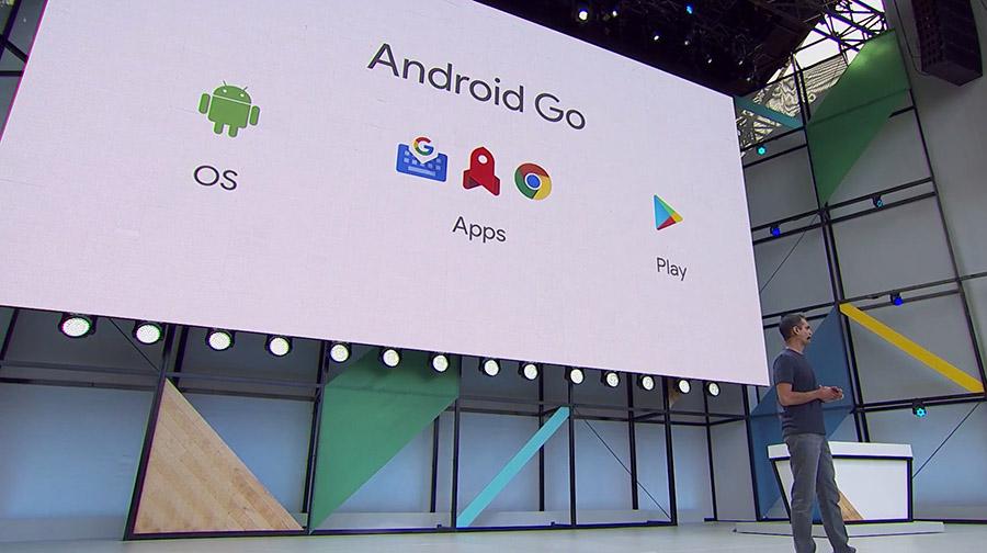 Первые сверхбюджетные смартфоны на Android Go покажут на MWC 2018