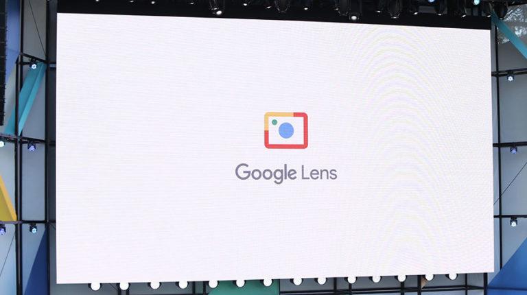 Google Lens добавили в камеру Xperia XZ2