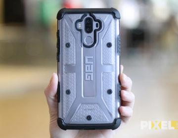 Обзор Urban Armor Gear Plasma для Huawei Mate 9