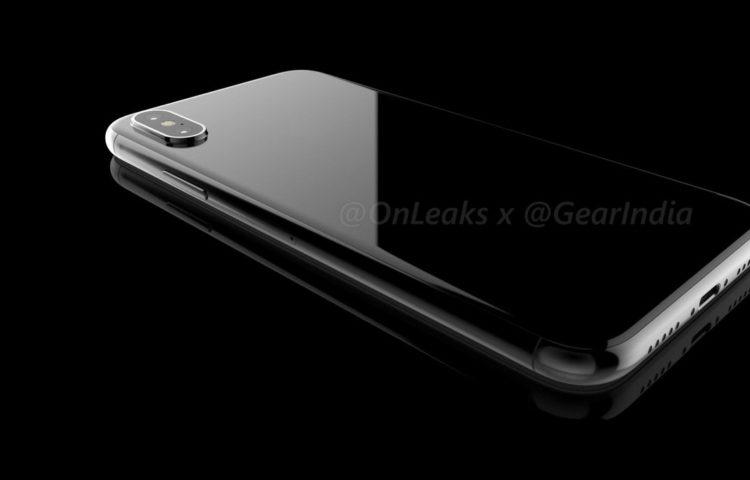 iPhone 8 новый рендер