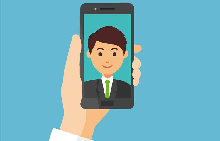 3D распознавание лица в смартфонах Sony Xperia