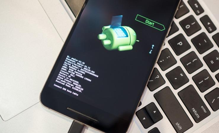 Как установить прошивку на Google Pixel и Nexus смартфоны