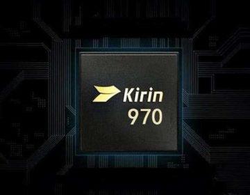 Kirin 970 в Huawei Mate 10