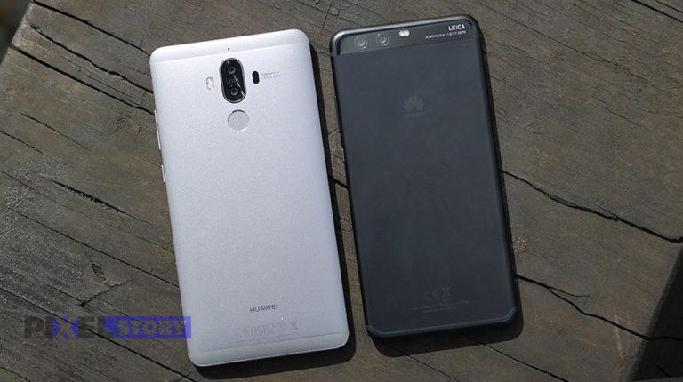 Что взять? Huawei Mate 9 или Huawei P10 Plus?