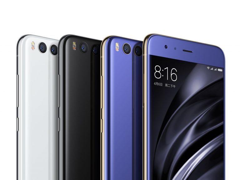 Xiaomi Mi 6 начала продаваться за пределами Китая
